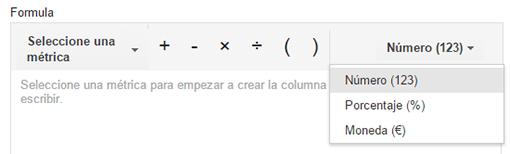 formula columnas