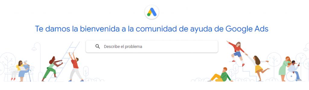 Comunidad ayuda google ads